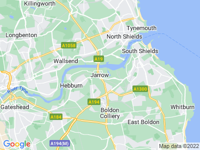 Personal Injury Solicitors in Jarrow