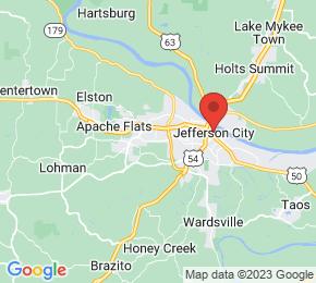 Job Map - Jefferson City, Missouri 65109 US