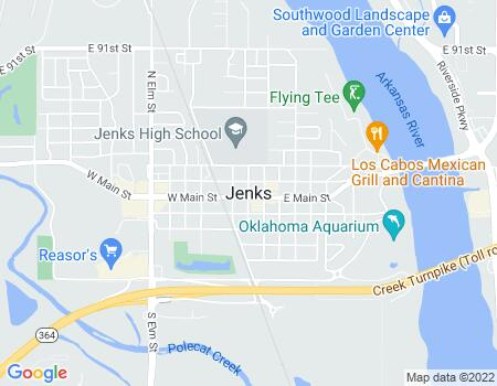 payday loans in Jenks