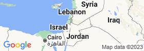 Jerash map