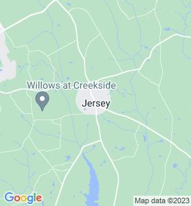 Jersey GA Map
