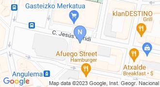 Artepan mapa