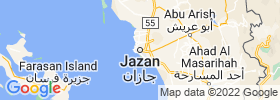 Jizan map