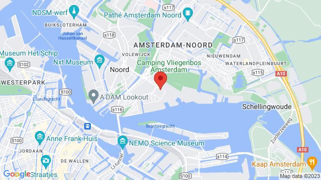 Van+Mossel+Peugeot+Amsterdam+Noord op Google Maps