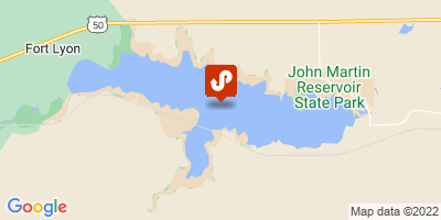 John Martin Reservoir, Colorado