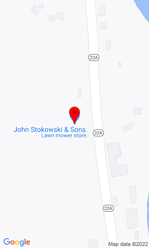 Google Map of John Stokowski & Sons, Inc. 233 State Route 22A, Middle Granville, NY, 12849
