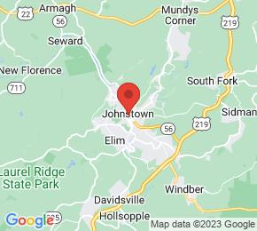 Job Map - Johnstown, Pennsylvania  US