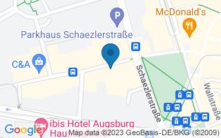 Jona - Zentrum für Kinder- und Jugendzahnheilkunde Josefine Nagy, Bahnhofstr. 7, 86150 Augsburg