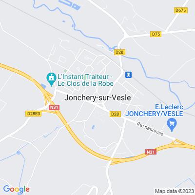 bed and breakfast Jonchery-sur-Vesle