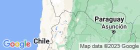 Jujuy map