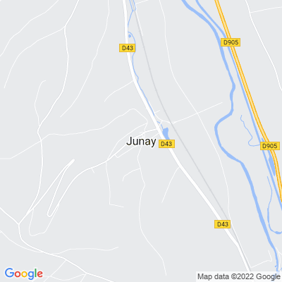 bed and breakfast Junay