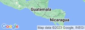 Jutiapa map