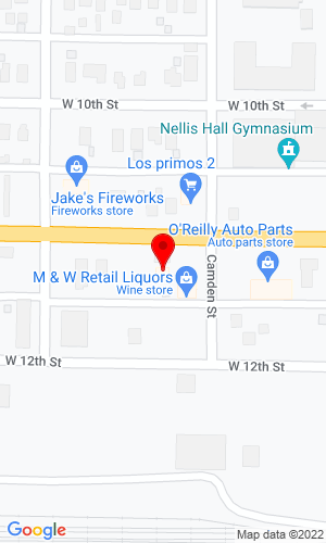 Google Map of K & L Inc. 41103 335th Ave SE, Fosston, MN, 56542