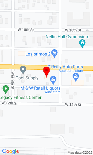 Google Map of K&K Supply 535 N Hwy Drive, Fenton, MO, 60326