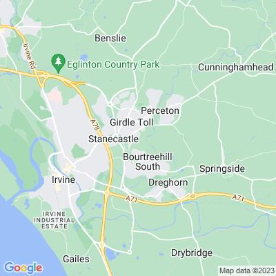 Bourtreehill Location