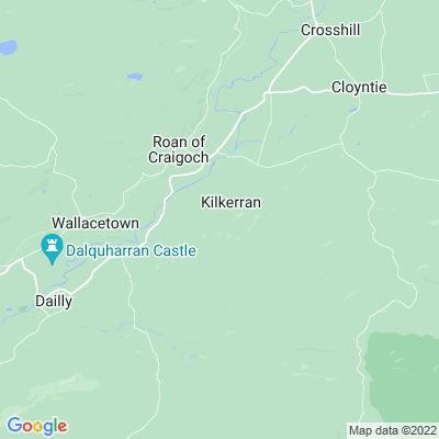 Kilkerran Location
