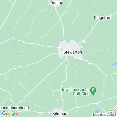 Lainshaw Location