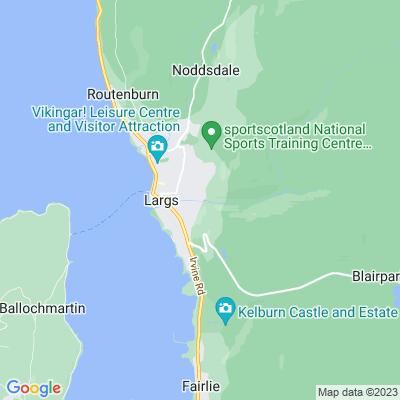 Halkshill Location