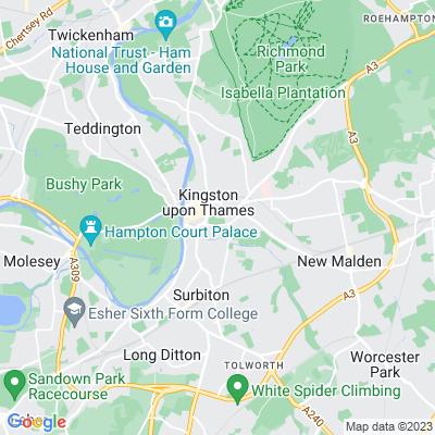 Fairfield Recreation Ground Location