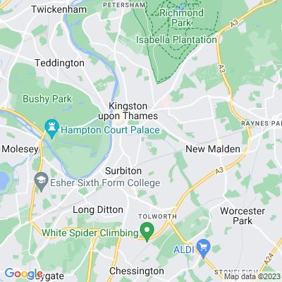 Athelstan Recreation Ground Location