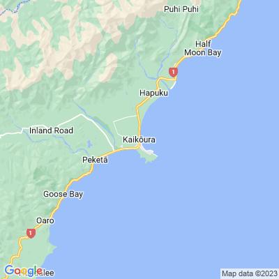 Kaikoura   Locations   NGTC