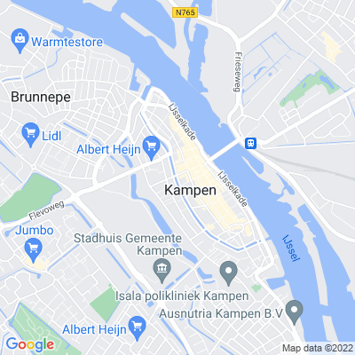 bed and breakfast Kampen