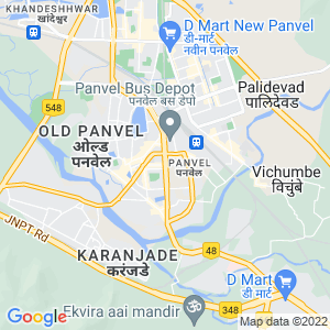 Google Map of Kanak Samruddhi, MCCH Society, Plot no. 36, Near Purohit Hospital, Panvel, Navi Mumbai - 410206.
