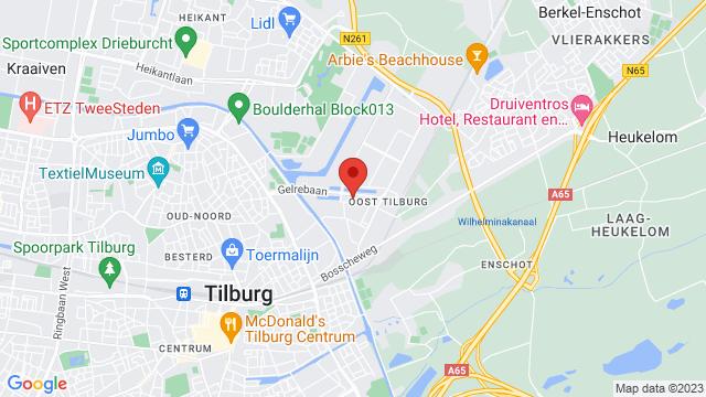 Bertens+Tilburg+B.V. op Google Maps