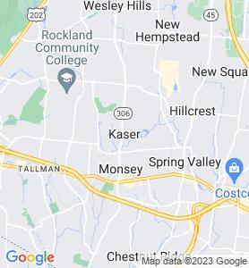 Kaser NY Map