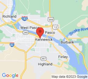 Job Map - Kennewick, Washington  US