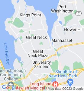 Kensington NY Map