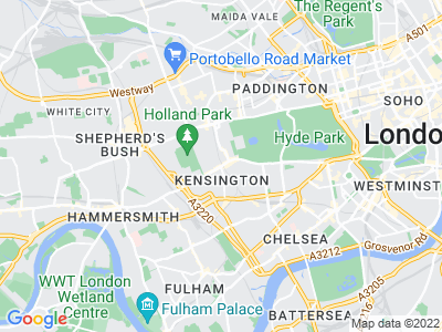 Personal Injury Solicitors in Kensington