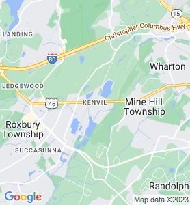 Kenvil NJ Map