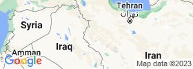 Kermānshāh map