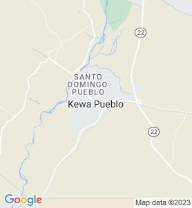 Kewa NM Map