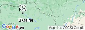 Kharkiv map