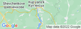 Kivsharivka map