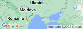 Kherson map