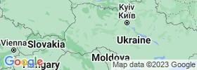 Khmelnytskyi map