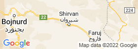 Shirvan map
