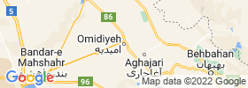 Omidiyeh map