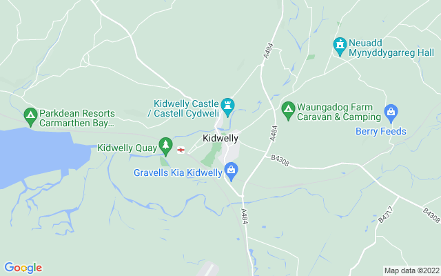 Kidwelly Survey Quotes