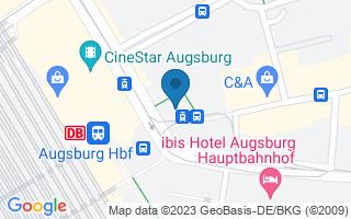 Kieferorthopäden Dr. Kathrin und Dr. Stephan von Wietersheim, Bahnhofstr. 30, 86150 Augsburg