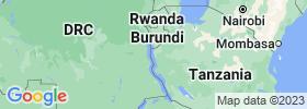 Kigoma map