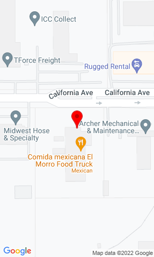Google Map of Kimball Equipment Company 2839 W California Avenue, Salt Lake City, UT, 84104,