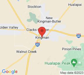 Job Map - Kingman, Arizona  US