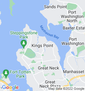 Kings Point NY Map