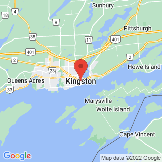 Kingston, Ontario industrial painting service area