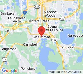 Job Map - Kissimmee, Florida  US