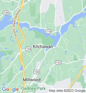 Kitchawan NY Map